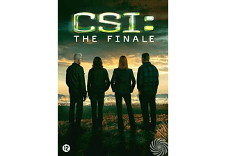 CSI - The Finale | DVD