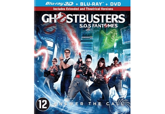 Ghostbusters (2016) (3D) | Blu-ray
