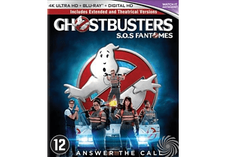 Ghostbusters (2016) | 4K Ultra HD Blu-ray