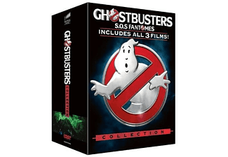 Ghostbusters 1-3 | DVD