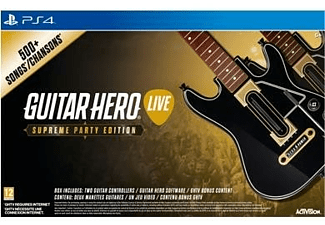 Guitar Hero Live - Supreme Party Edition | PlayStation 4