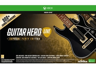 Activision Guitar Hero Live (Supreme Party Edition) Xbox One (87957EF)