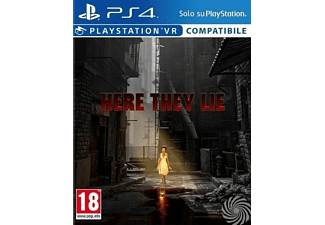 Here They Lie (VR) | PlayStation 4