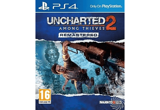Uncharted 2 - Among Thieves | PlayStation 4