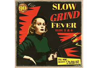VARIOUS - Slow Grind Fever 5+6 - (CD)