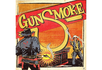 VARIOUS - Gunsmoke 01 - (Vinyl)