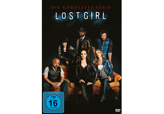 LOST GIRL SERIE KOMPLETT (STANDARD BOX) - (DVD)