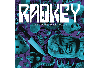 Radkey - Delicious Rock Noise - (LP + Bonus-CD)