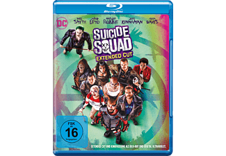 Suicide Squad (Kinofassung & Extended Cut) - (Blu-ray)