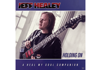 Jeff Healey - Holding On [CD]