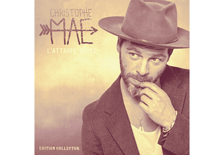 Christophe Maé - L'Attrape-Reves (Christmas Edition) - (CD)