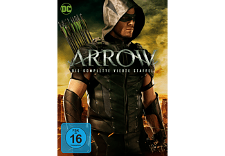 Arrow- die komplette 4. Staffel - (DVD)