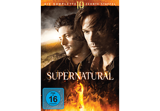 Supernatural - Staffel 10 - (DVD)
