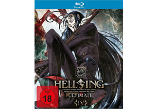 Hellsing Ultimate - Vol. 4 [Blu-ray]