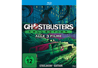 Ghostbusters (2016/Popart Steel Edition 1-3) - (Blu-ray)