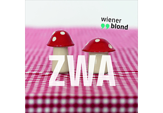 Wiener Blond - Zwa - (CD)