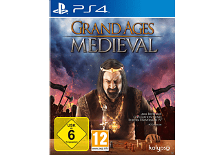 Grand Ages Medieval Standard - PlayStation 4