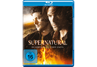 Supernatural - Staffel 10 - (Blu-ray)