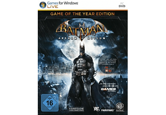 Batman: Arkham Asylum (Game of the Year Edition) - PC