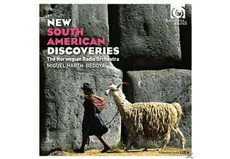 Norwegian Radio Orchestra - New South American Discoveries - (CD)