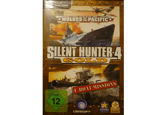 Silent Hunter 4 (Gold Edition) - PC