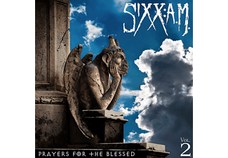 Sixx: Am - Prayers For The Blessed - (Vinyl)
