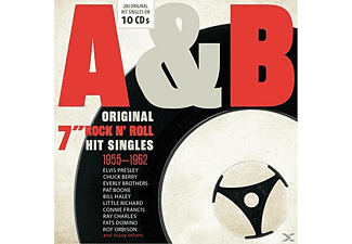VARIOUS - 100 Original Two-Sided Hit-Singles - (CD)