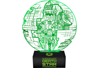 Death Star holografisches 3D Licht