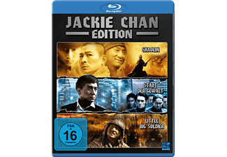 Jackie Chan Edition - (Blu-ray)