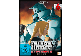 Fullmetal Alchemist - Brotherhood - Volume 6 (Folge 41-48) - (Blu-ray)