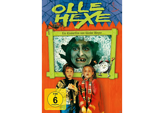 Olle Hexe (Remastered) - (DVD)