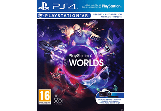 PS4 PlayStation VR Worlds Sonstige