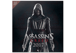 Assassins Creed - Kalender 2017