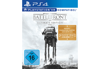 Star Wars Battlefront (Ultimate Edition) - PlayStation 4