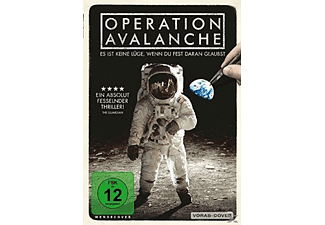 Operation Avalanche - (DVD)