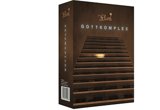3plusss - Gottkomplex (Ltd.Fan Edt.) [CD]