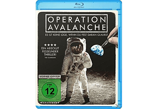 Operation Avalanche - (Blu-ray)