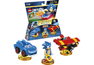 LEGO DIMENSIONS LEGO Dimensions Level Pack - Sonic Spielfiguren