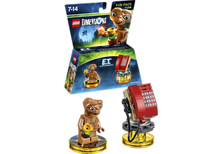 LEGO DIMENSIONS Fun Pack E.T. Spielfiguren