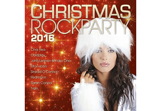 VARIOUS - Christmas Rockparty2016 - (CD)