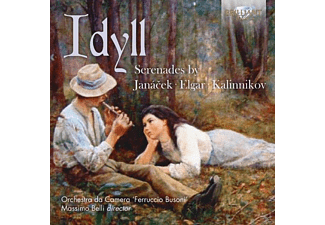 Massimo/orchestra Da Camera Busoni Belli - Idyll-Serenades - (CD)