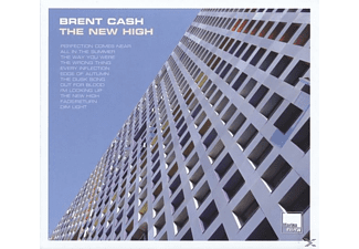 Brent Cash - The New High - (CD)