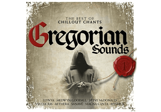 VARIOUS - The Best Of Gregorian Chants,Vol.1 - (CD)