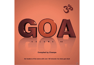 VARIOUS - Goa Vol.62 - (CD)