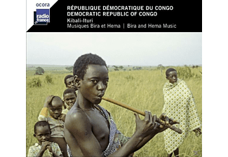 Musiciens Traditionnels - Kongo-Traditionelle Musik - (CD)
