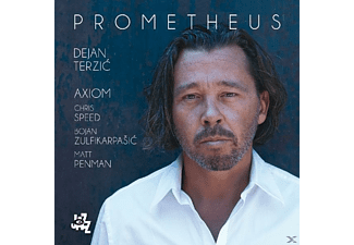 Dejan  Terzic, Axiom - Prometheus - (CD)