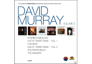 David Murray - David Murray Vol.3 - (CD)