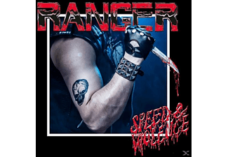 Ranger - Speed & Violence - (CD)