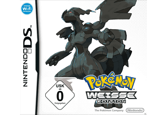 Pokémon Weisse Edition (Software Pyramide) - Nintendo DS
