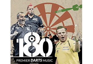VARIOUS - 180-Premier Darts Music - (CD)